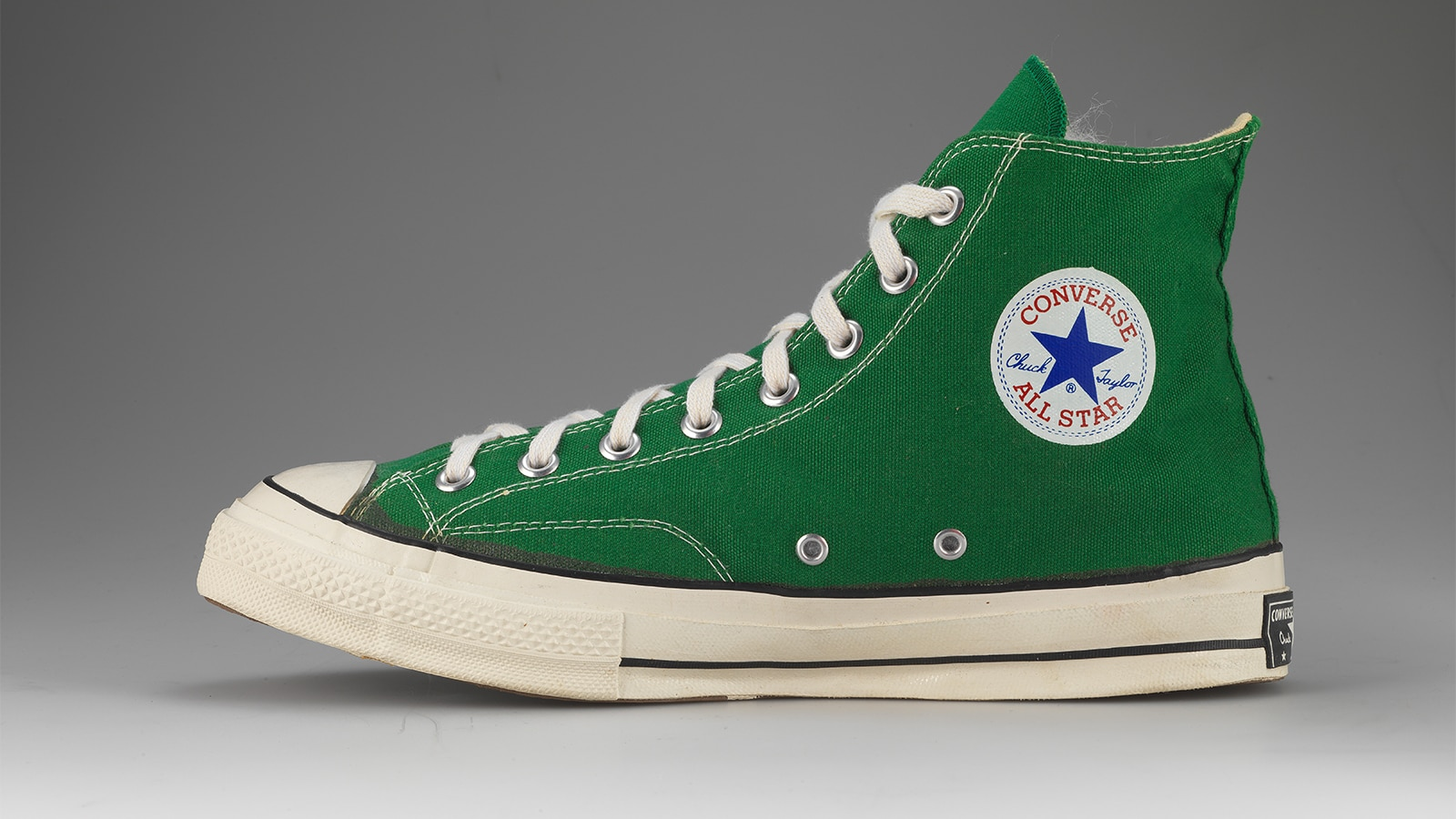 A Brief History Of The Converse Chuck Taylor All Star Sneaker ...