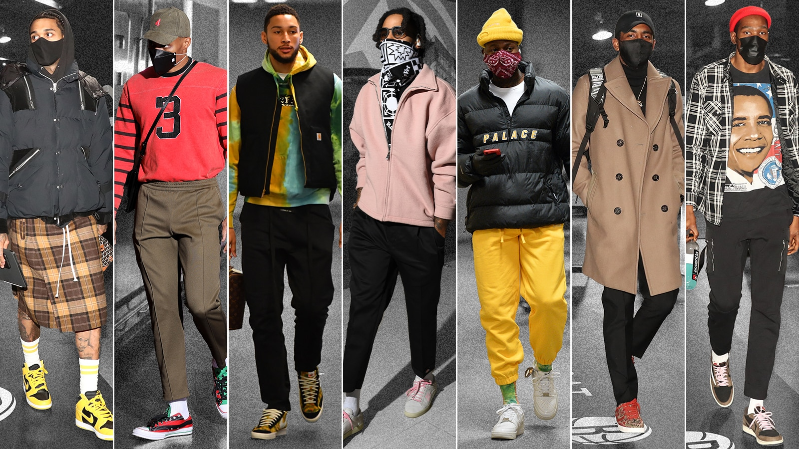 The Best-Dressed Men Of January: NBA Edition