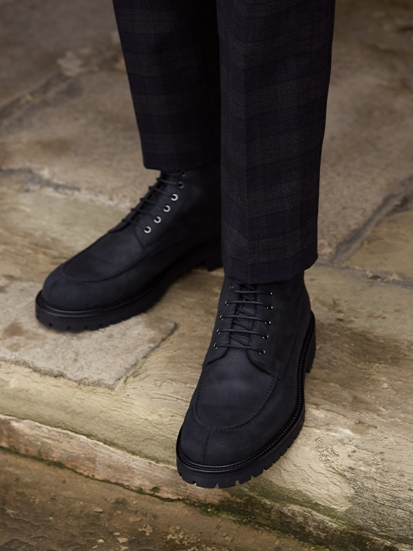 WINTER ESSENTIALS: FIND THE PERFECT BOOTS