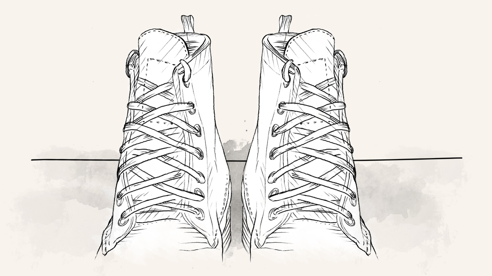 Think You Know How To Lace Your Boots