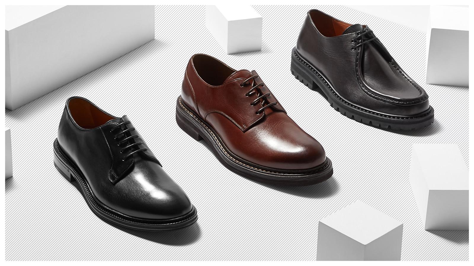Three Ways To Wear Derby Shoes In 2018