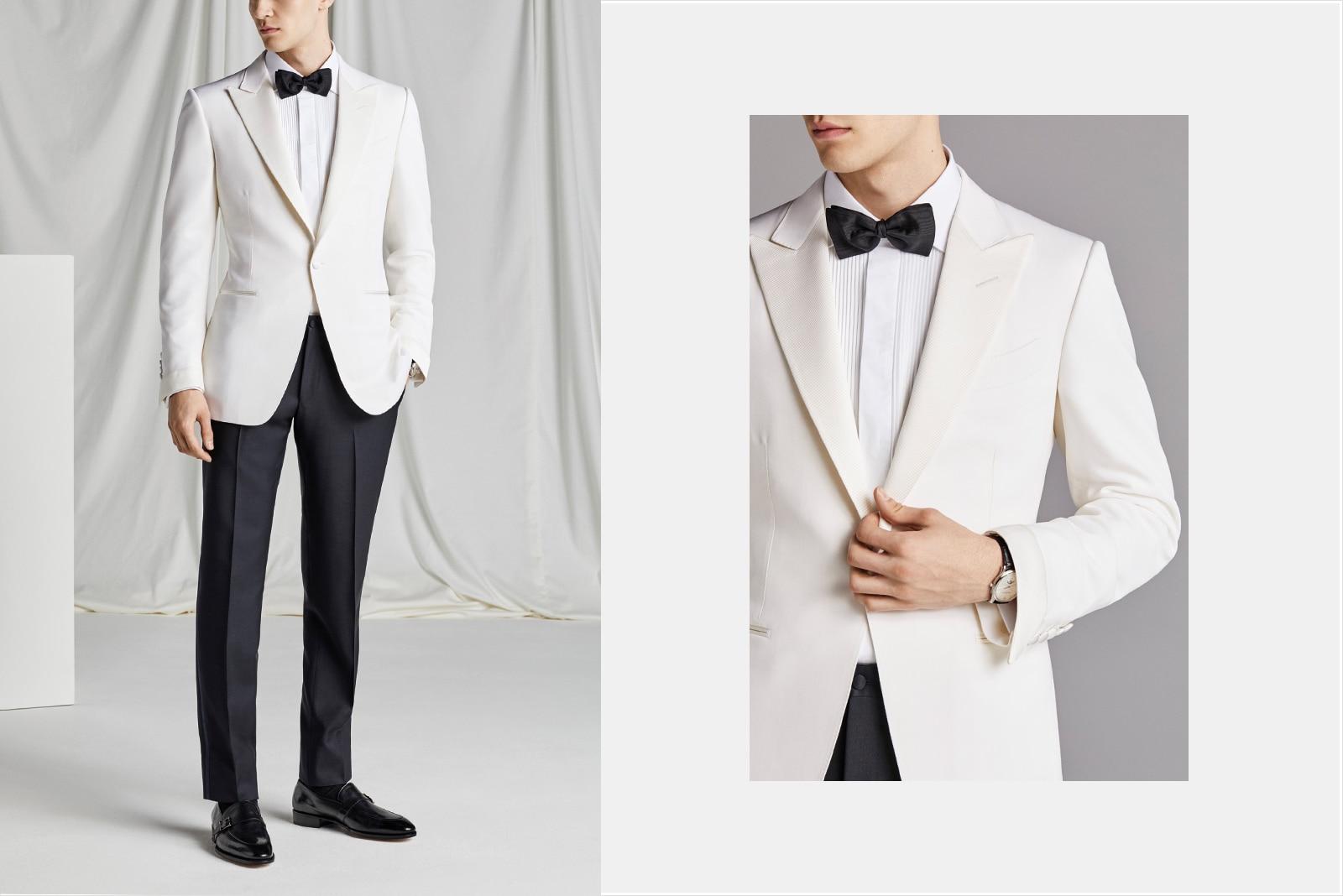 Five Men's Wedding Outfits For Spring 2018 Tidsskriftet  The Journal