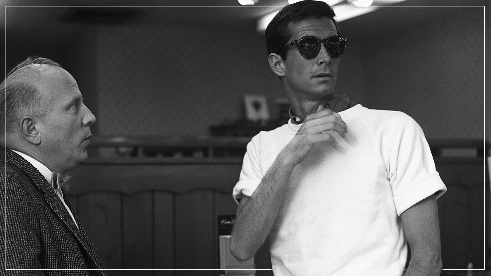 The Men Who Wore Sunglasses Best The Journal Mr Porter All criticism in the comments section must be constructive. the men who wore sunglasses best the