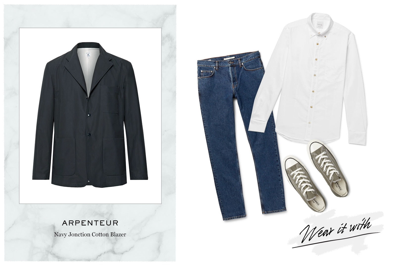 Our Guide To Smart Casual Dressing For Men The Journal Mr Porter